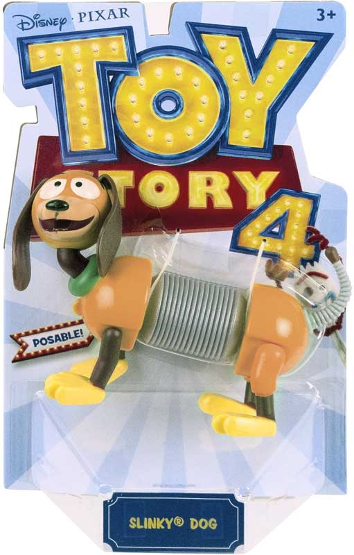Wholesalers of Toy Story 4 Slinky Dog Figure toys