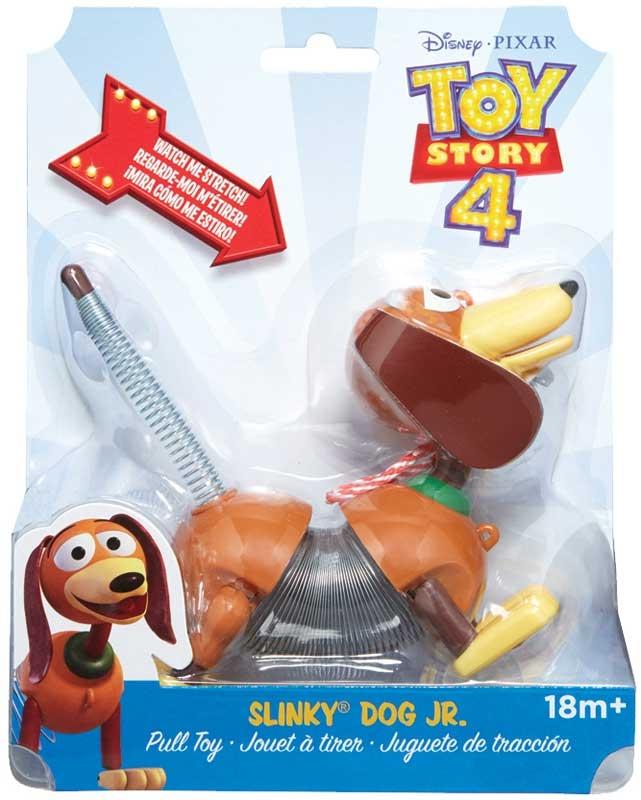 Wholesalers of Toy Story 4 Slinky Dog Jr toys
