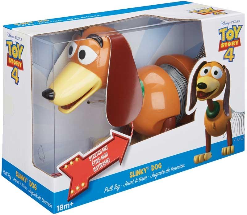 Wholesalers of Toy Story 4 Slinky Dog toys