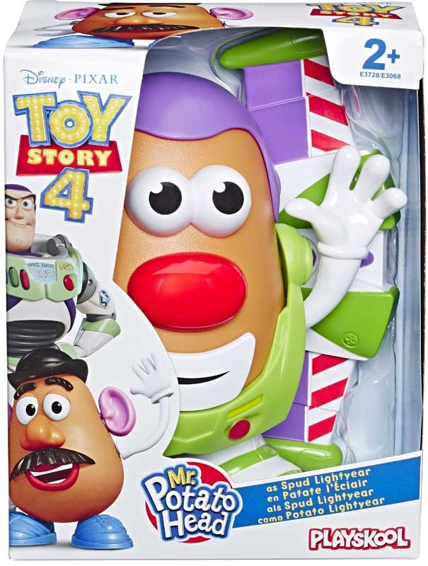 Wholesalers of Toy Story 4 Spud Lightyear toys