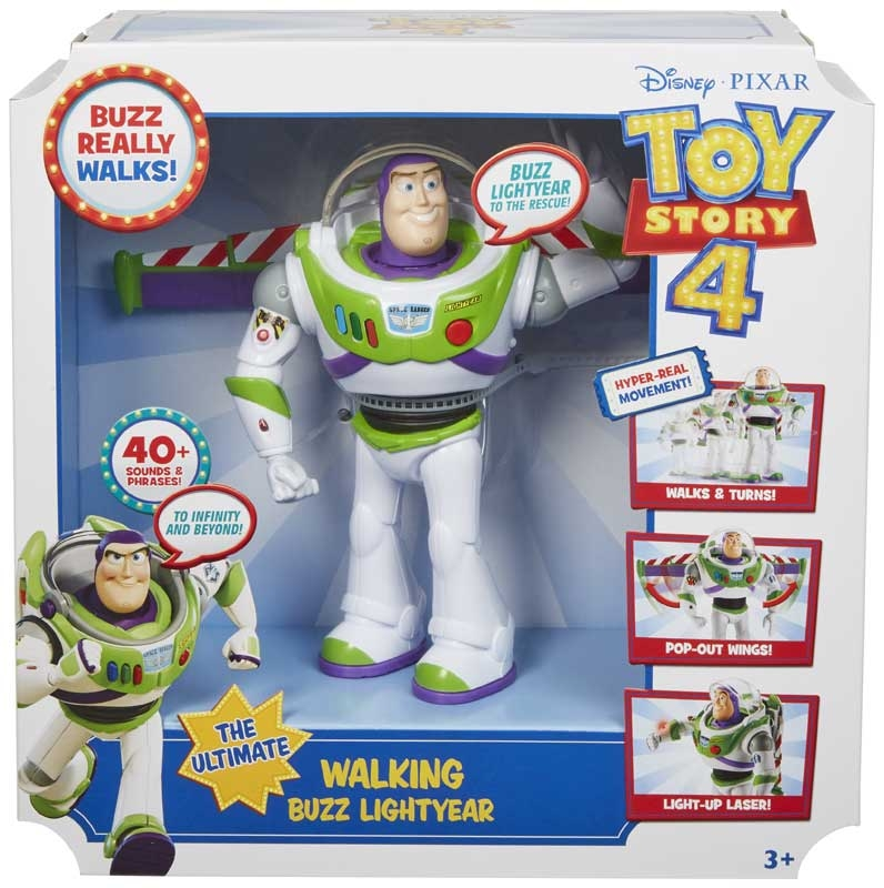 Wholesalers of Toy Story 4 Ultimate Walking Buzz Lightyear toys