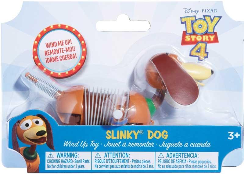 Wholesalers of Toy Story 4 Wind Up Slinky Dog toys