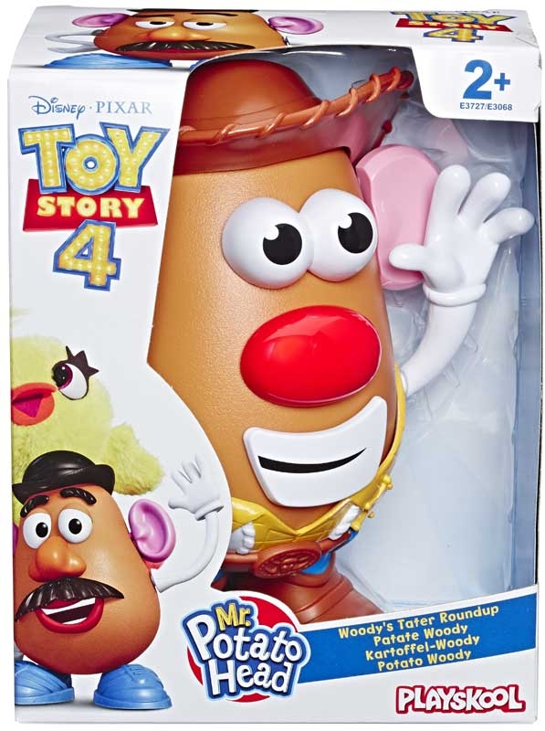 Wholesalers of Toy Story 4 Woodys Tater Round Up toys