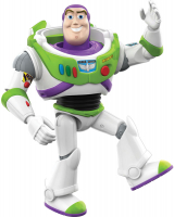 Wholesalers of Toy Story Basic Fig Glow In The Dark Buzz toys image 2