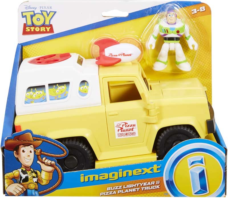 Wholesalers of Toy Story Feature Vehicle Assortment toys