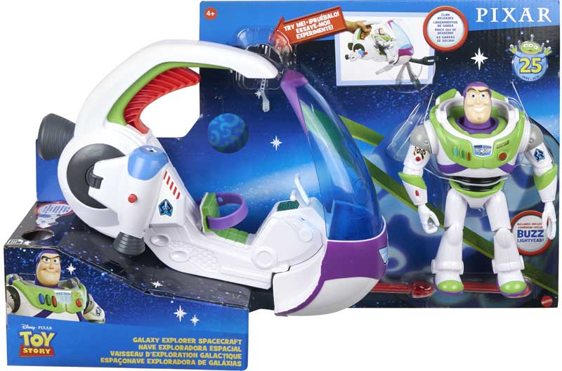 Wholesalers of Toy Story Galaxy Explorer Spacecraft toys