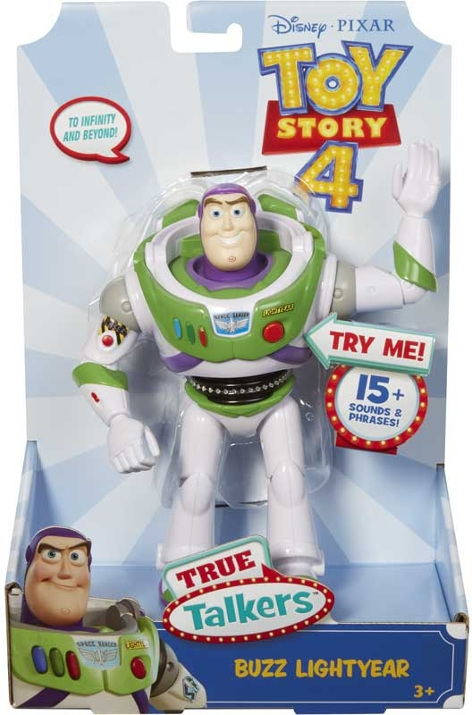 Wholesalers of Toy Story True Talkers Buzz Lightyear Figure toys