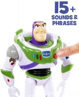 Wholesalers of Toy Story True Talkers Buzz Lightyear Figure toys image 3