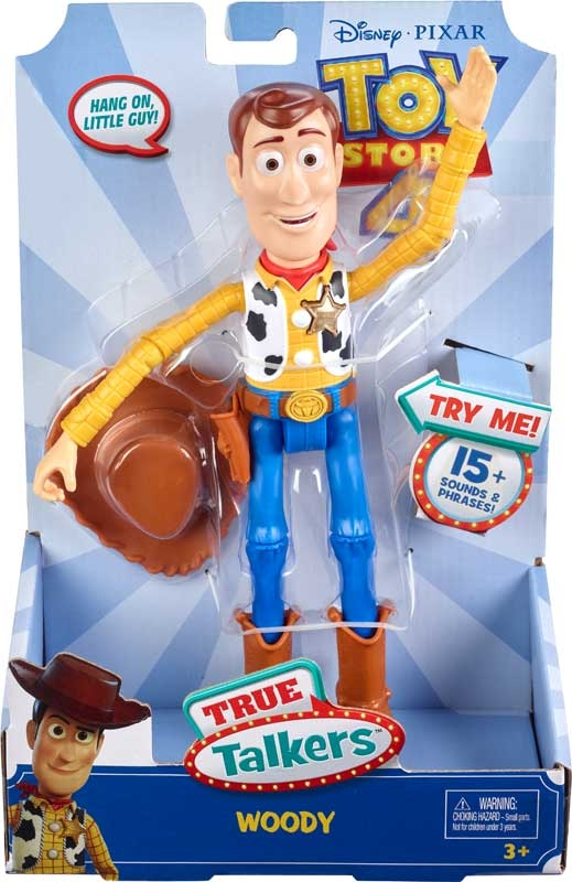 Wholesalers of Toy Story True Talkers Woody Figure toys