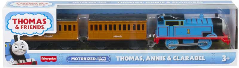 Wholesalers of Trackmaster Motorised Gf&nm Engine Annie & Clarabel toys