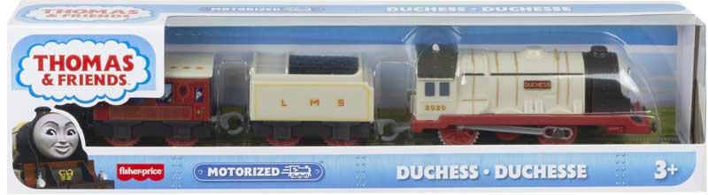 Wholesalers of Thomas Motorised - Duchess toys