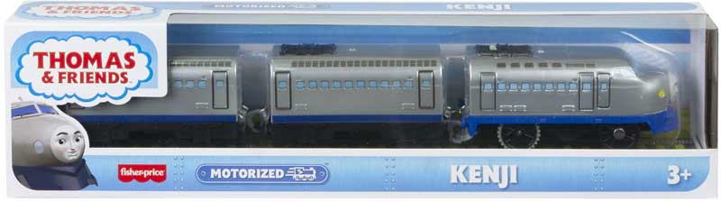 Wholesalers of Trackmaster Motorised Gf&nm Engine Kenji toys