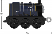 Wholesalers of Trackmaster Push Along Small Engine Sonny toys image 3