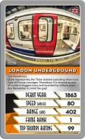 Wholesalers of Top Trumps - Trains toys image 2