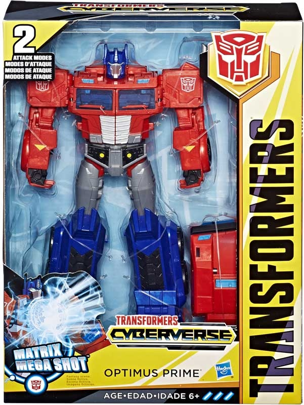 Wholesalers of Transformers Cyberverse Ultimate Asst toys