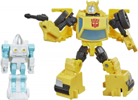 Wholesalers of Transformers Wfc Bumblebee & Spike Witwicky 2pk toys image 2