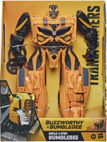 Wholesalers of Transformers Mega 1-step Bumblebee toys image