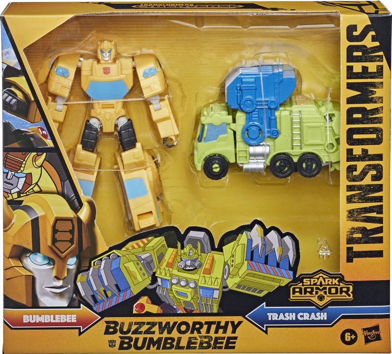 Wholesalers of Transformers Spark Armor Elite Bumblebee toys