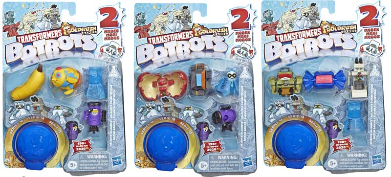 Wholesalers of Transformers Botbots 5pk Science Asst toys