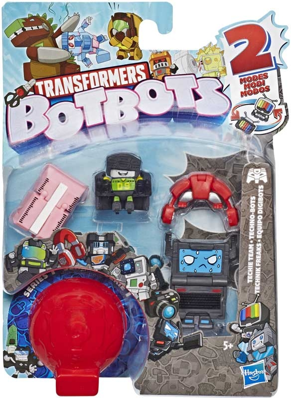 Wholesalers of Transformers Botbots 5pk toys