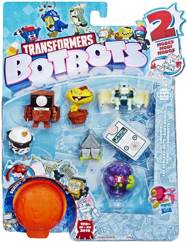Wholesalers of Transformers Botbots 8pk Asst toys