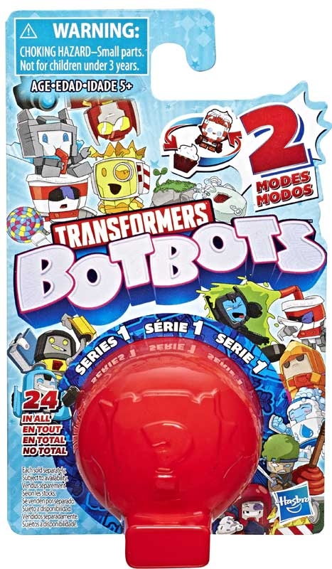 Wholesalers of Transformers Botbots Blind Box toys