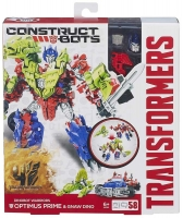 Wholesalers of Transformers Construction Bots Warrior Optimus Prime toys Tmb