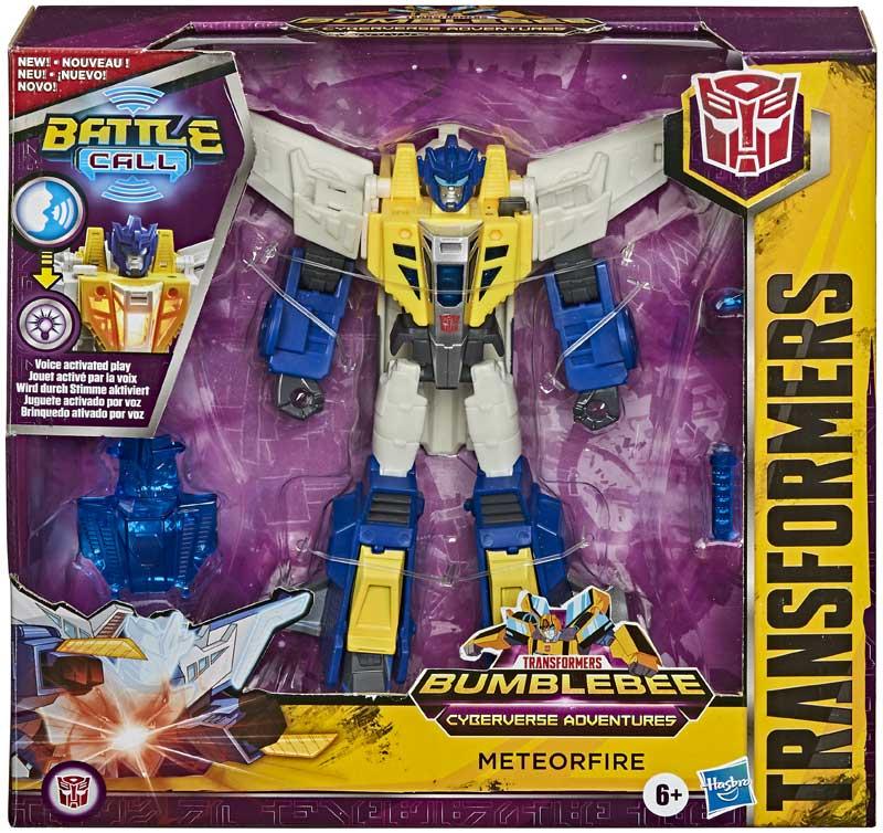 Wholesalers of Transformers Cyberverse Battle Call Trooper Class Asst toys