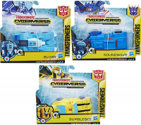 Wholesalers of Transformers Cyberverse 1-step Asst toys image