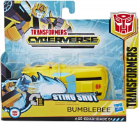 Wholesalers of Transformers Cyberverse 1 Step Bumblebee toys image