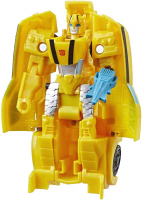 Wholesalers of Transformers Cyberverse 1 Step Bumblebee toys image 2