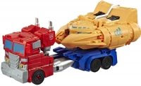 Wholesalers of Transformers Cyberverse Ark Power Optimus Prime toys image 4