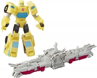 Wholesalers of Transformers Cyberverse Spark Armor Bumblebee toys image 2