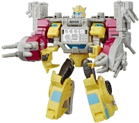 Wholesalers of Transformers Cyberverse Spark Armor Bumblebee toys image 3