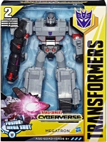 Wholesalers of Transformers Cyberverse Ultimate Newman toys image