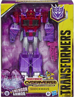 Wholesalers of Transformers Cyberverse Ultimate Shockwave toys image