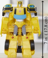 Wholesalers of Transformers Cyberverse Ultra Bumblebee toys image 4
