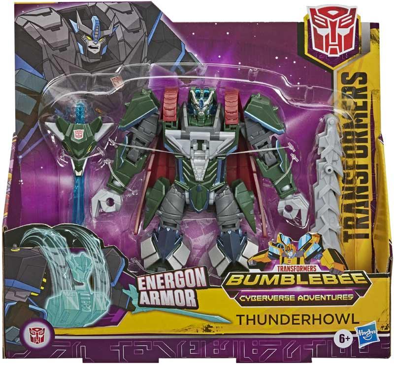 Wholesalers of Transformers Cyberverse Ultransformers Thunderhowl toys