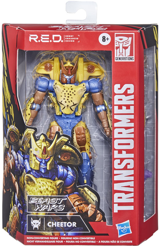 Wholesalers of Transformers Gen Red Bw Cheetor toys