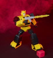 Wholesalers of Transformers Gen Red G1 Bumblebee toys image 3