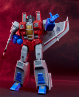 Wholesalers of Transformers Gen Red G1 Starscream toys image 3