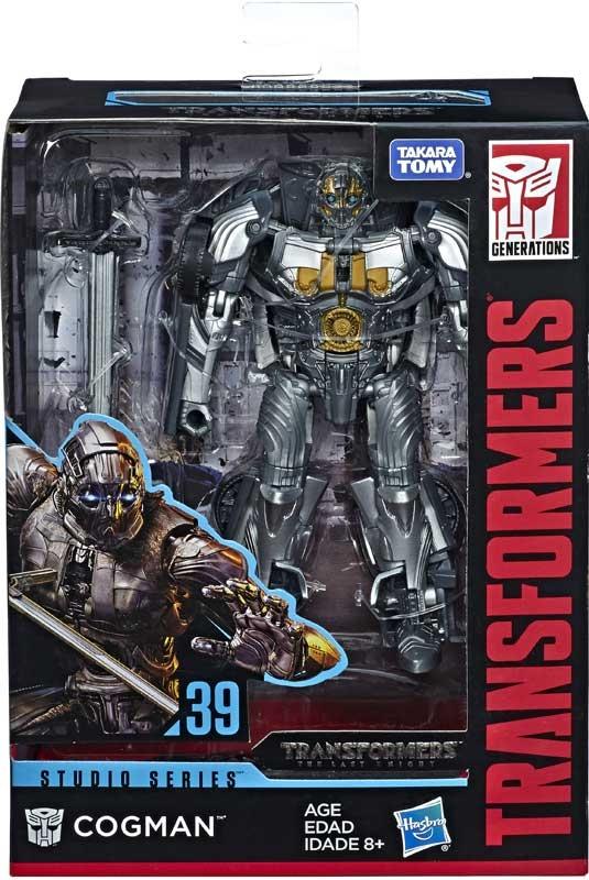 Wholesalers of Transformers Gen Studio Series Deluxe Cogman toys