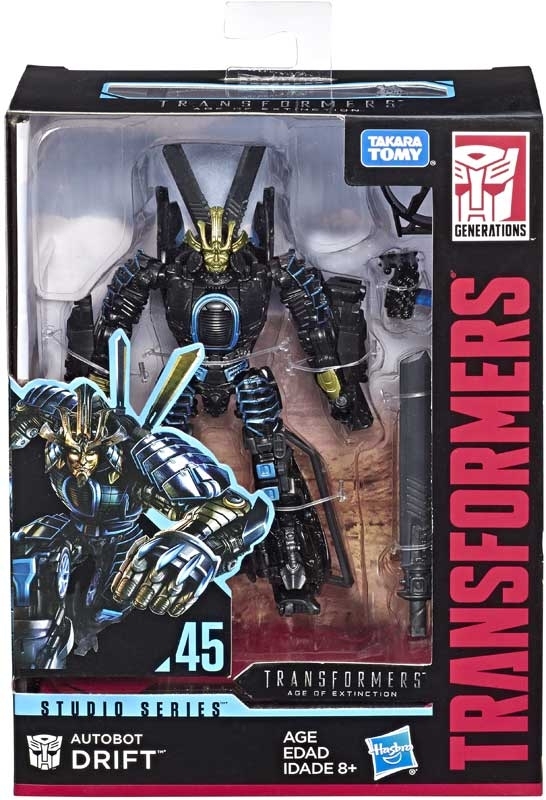 Wholesalers of Transformers Gen Studio Series Deluxe Drift toys