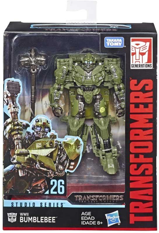 Wholesalers of Transformers Gen Studio Series Deluxe Wwii Bb toys
