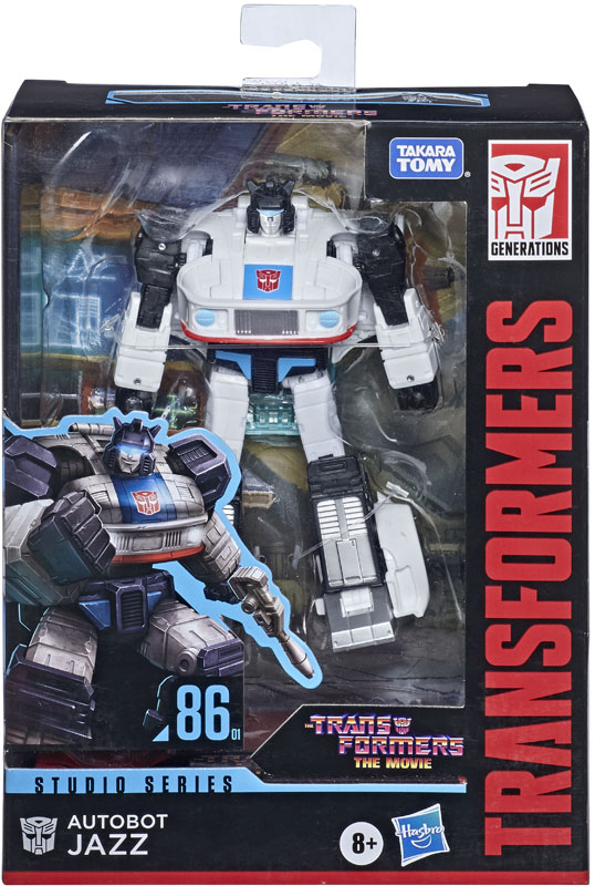 Wholesalers of Transformers Gen Studio Series Dlx 86 Jazz toys