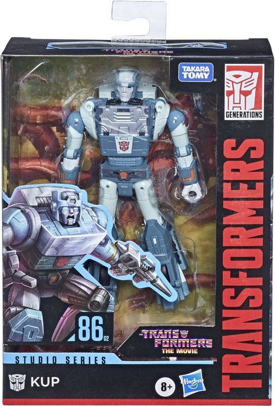 Wholesalers of Transformers Gen Studio Series Dlx 86 Kup toys