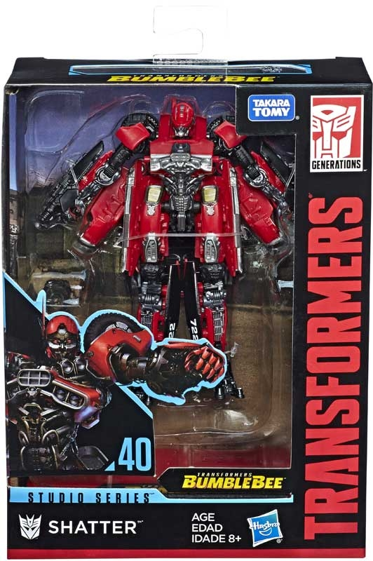 Wholesalers of Transformers Gen Studio Series Dlx Red Lightning toys