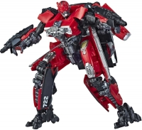 Wholesalers of Transformers Gen Studio Series Dlx Red Lightning toys image 2