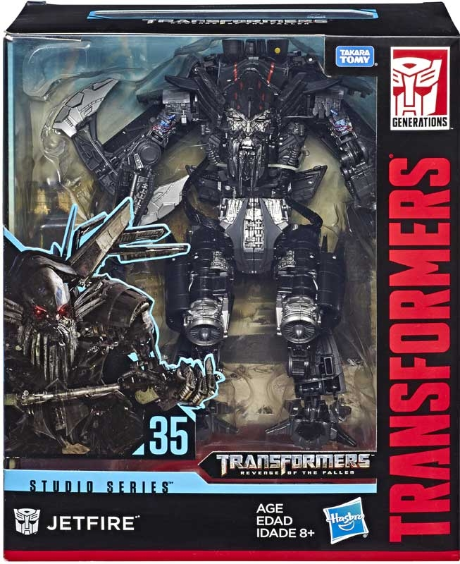 Wholesalers of Transformers Gen Studio Series Leader Jetfire toys