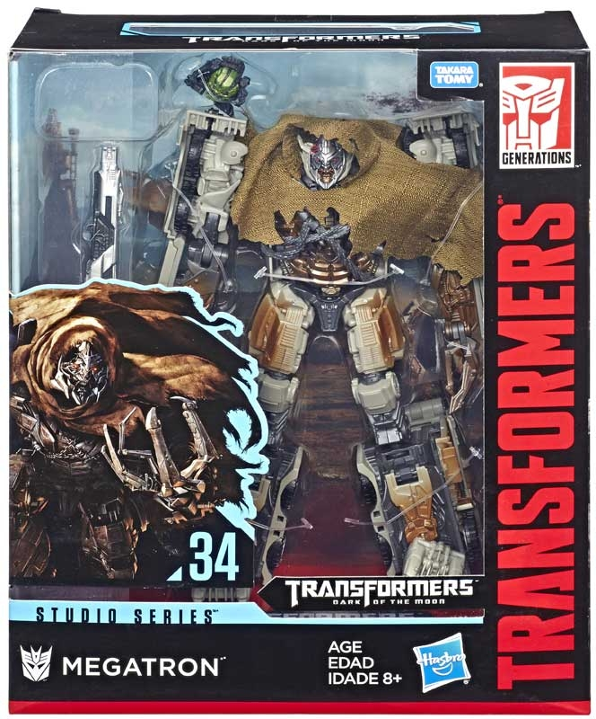 Wholesalers of Transformers Gen Studio Series Leader Megatron toys